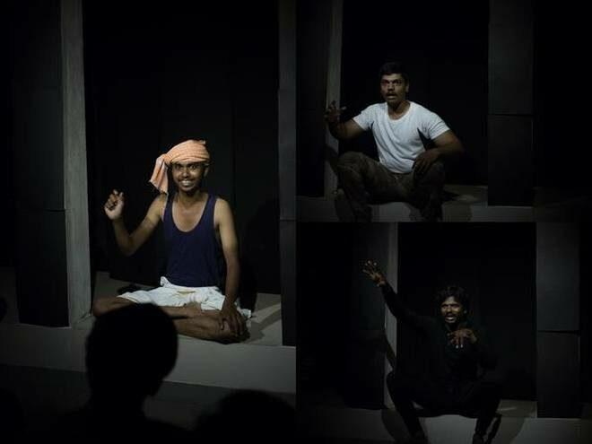 Theatrekaran's Tamil Tales