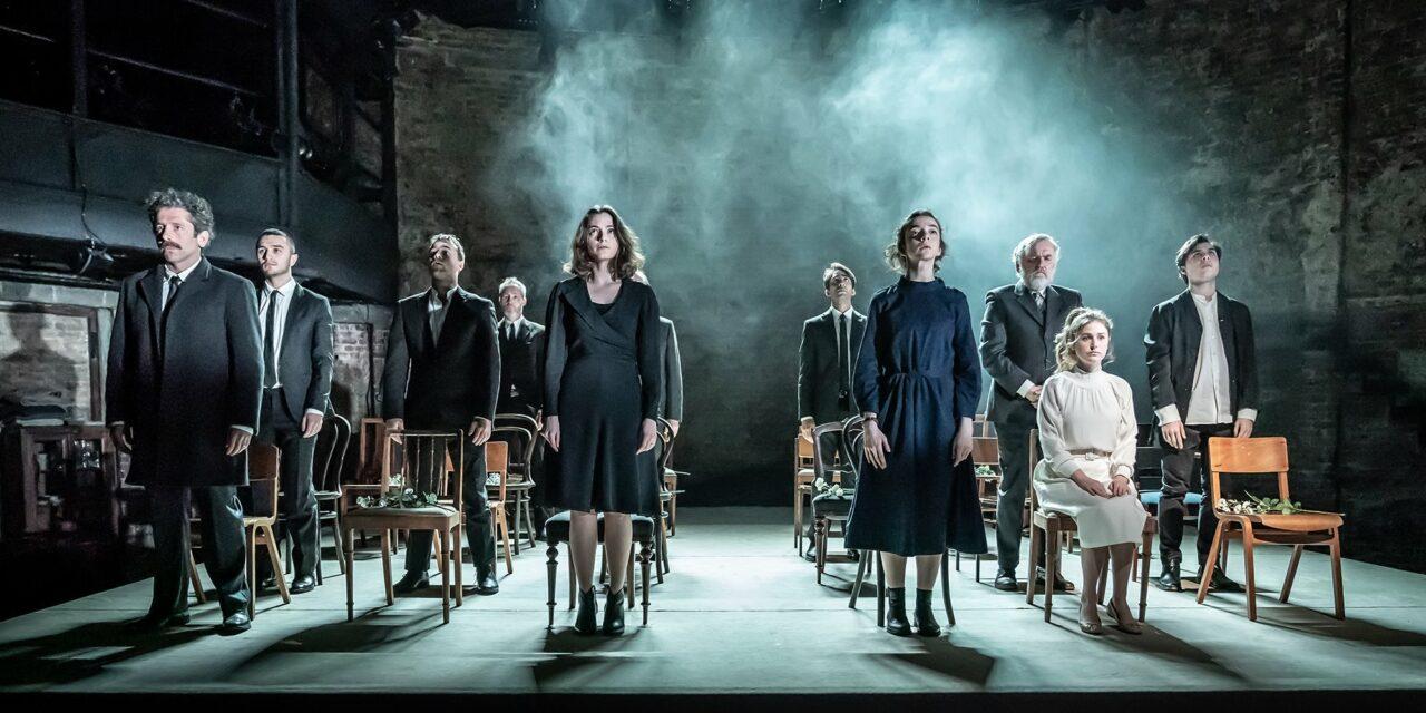 "Chekhov's ""Three Sisters"" at the Almeida Theatre"