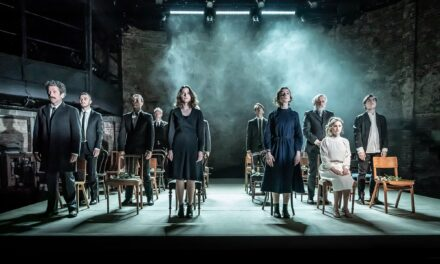 "Chekhov's ""Three Sisters"" at the Almeida Theatre"