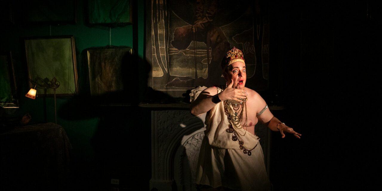 """Duchampian Theater: """"Paul Swan is Dead and Gone"""""""