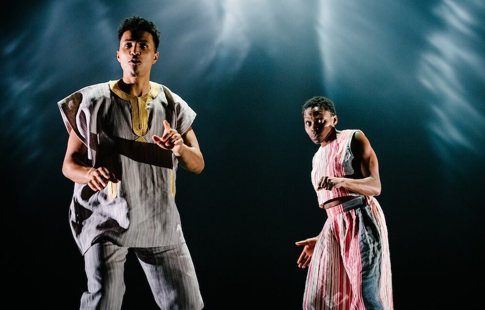 """The Half God Of Rainfall"" at The Kiln Theatre:  A Galaxy-Hopping Mythological Mash-up"