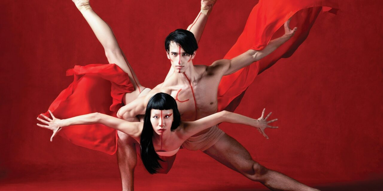 """The Rite Of Spring"": A Notoriously Difficult Ballet Comes To The Hong Kong Stage"