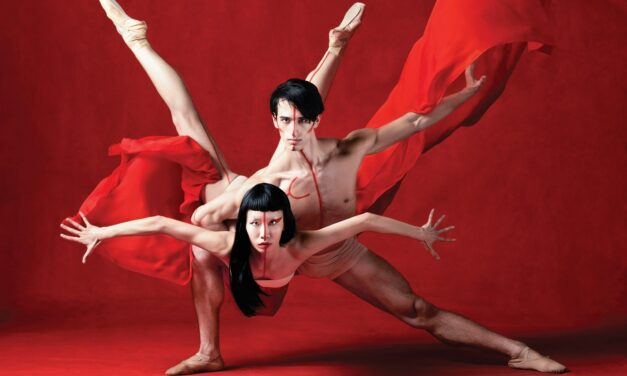 """""""The Rite Of Spring"""": A Notoriously Difficult Ballet Comes To The Hong Kong Stage"""