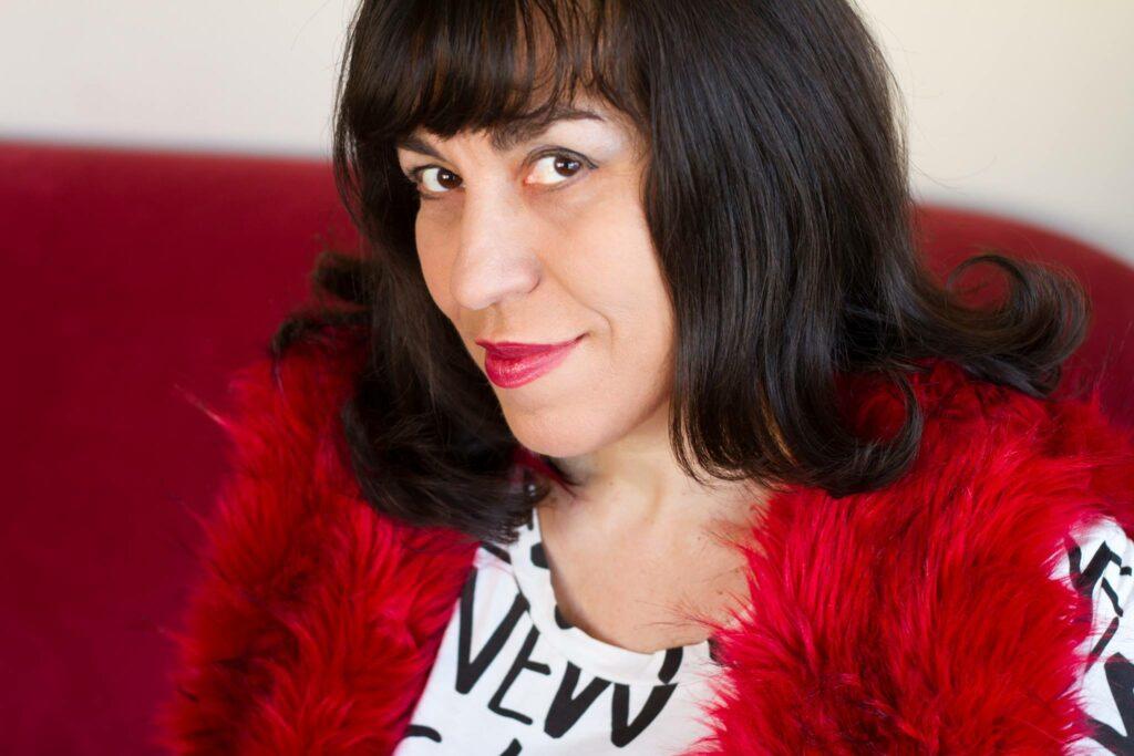 Saviana Stănescu. Photo by Jody Cristopherson
