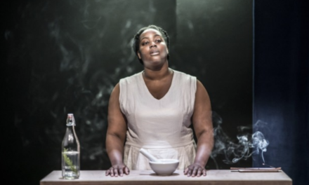 """Salt"" at The Royal Court"