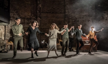 """Three Sisters"" at The Almeida Theatre"