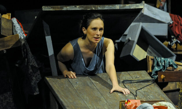 """The Last Day of the Sun"" at In Scena"