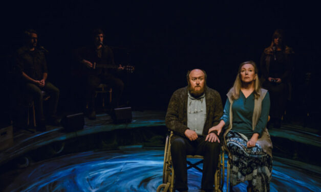 """Between Breath"" Is A Tender Play About Grief, Tragedy And The Impact Of A Life Well-Lived"