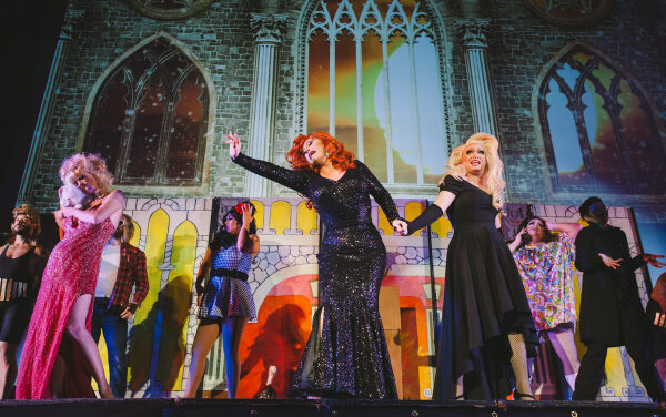 """""""Drag Becomes Her"""" at The Soho Theatre"""