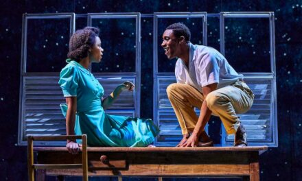 """Helen Edmundson's """"Small Island"""" At The National Theatre: Tribute To The Windrush Generation"""