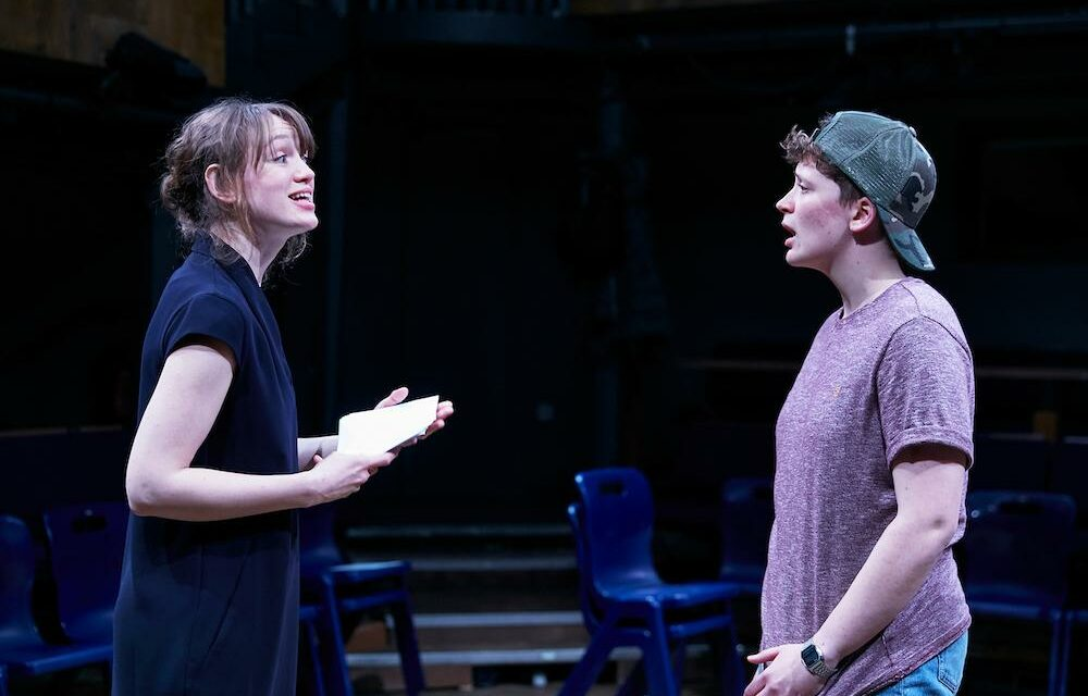 """Zoe Cooper's """"Out Of Water"""" At The Orange Tree Theatre: Feelgood Gender Issues"""