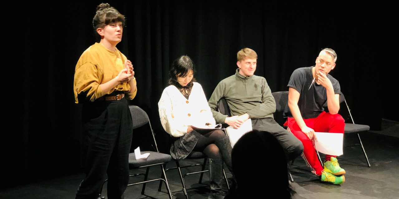 En-route To Constructing Translation For The Stage: The UCL Theatre Translation Futures Forum