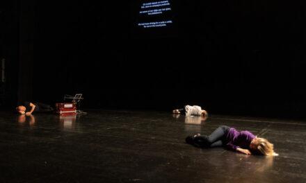 """""""Penelope Sleeps"""" – Mette Edvardsen & Matteo Fargion"""