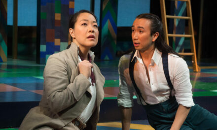 """As You Like It""at The Oregon Shakespeare Festival"