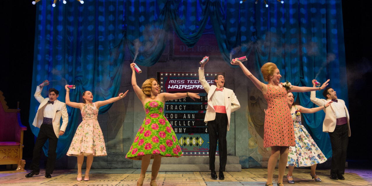 """Hairspray"" at The Oregon Shakespeare Festival"