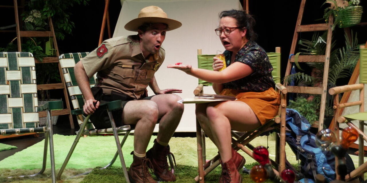 """Hollywood Fringe Festival – The Attic Collective's """"The Last Croissant"""""""