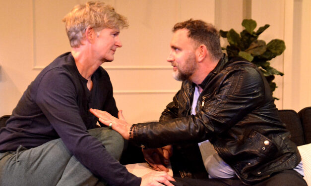"Southern California Premiere of ""Daniel's Husband"" at The Fountain Theatre"