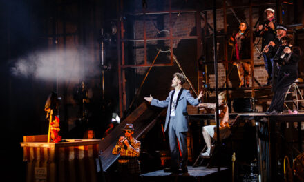 """""""Dead Dog in a Suitcase"""" at The Lyric Hammersmith"""