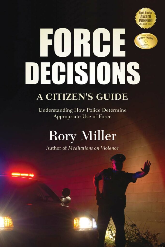 Cover of book Force Decisions by Rory Miller