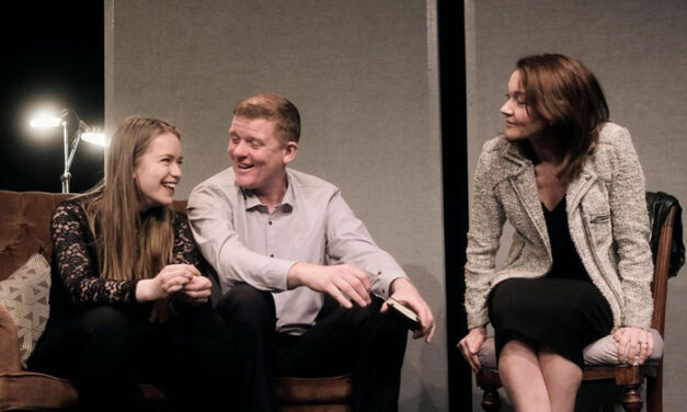 "Simon Stephen'sHarper Regan""Harper Regan"" at The Tabard Theatre"