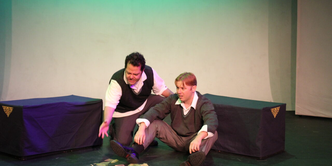 """Hollywood Fringe Festival – """"Crabbe and Goyle Are Dead"""""""