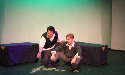 "Hollywood Fringe Festival – ""Crabbe and Goyle Are Dead"""
