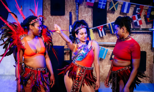 """J'ouvert"" at The Theatre503"