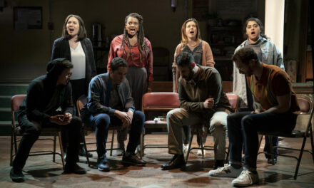 "Director Annie Tippe on Directing ""Octet,"" a Musical About Online Addiction"