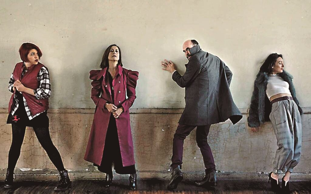 "Of Blood and Metaphors: Bárbara Colio's ""Casi Transilvania"""