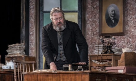 "Githa Sowerby's ""Rutherford And Son"" at The National Theatre"