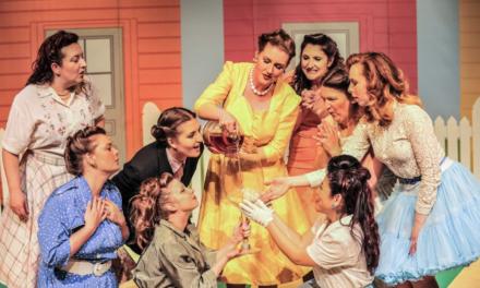 "Theatre Kraken's ""Lysistrata"" at the Gladstone Theatre"