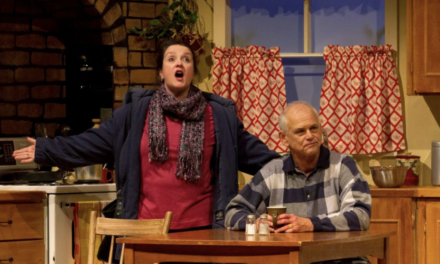 """Mending Fences:"" A Difficult Norman Foster Play Produces Unexpected Emotional Depths"