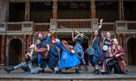 Shakespeare's Globe Touring Ensemble Will Return To Hong Kong