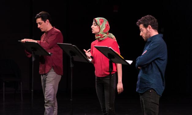 International Playwrights Showcased at Columbia University School of the Arts
