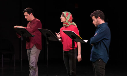 International Playwrights Showcased at Columbia University School of the Arts