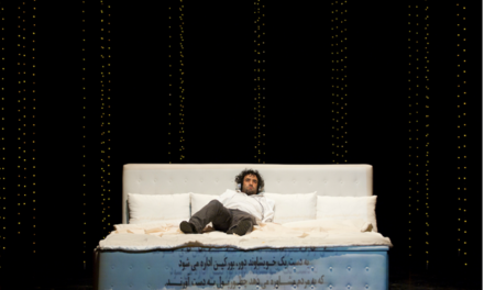 "A Static ""Ivanov"" At Theaterfestival Basel"