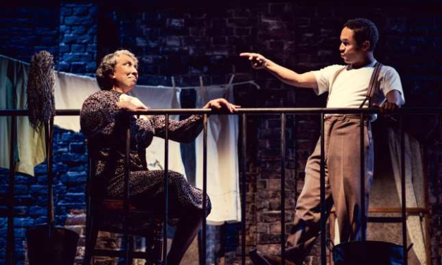 """The Glass Menagerie"" at Arcola Theatre"