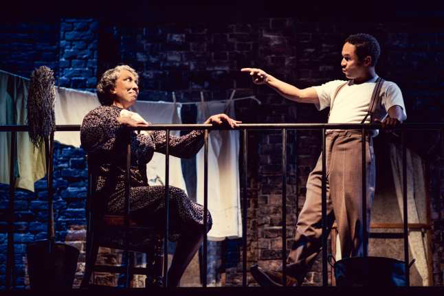 """""""The Glass Menagerie"""" at Arcola Theatre"""