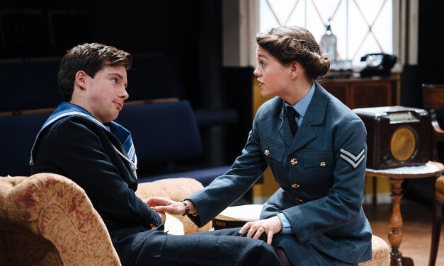 "Terence Rattigan's ""While the Sun Shines"" at the Orange Tree Theatre: Rare Revival of Wartime Mega-Hit"
