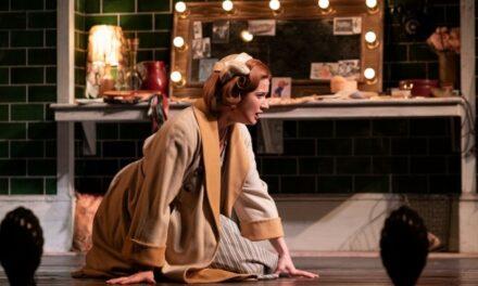 "Samuel Adamson's ""Wife"" at The Kiln Theatre"