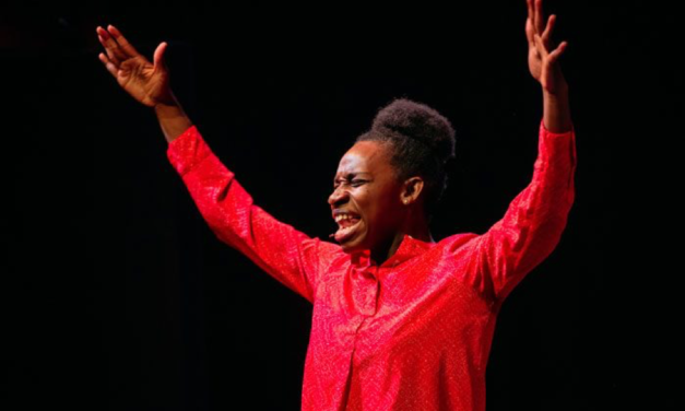 """Woke"" at The Battersea Arts Centre"