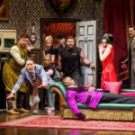 """The Play That Goes Wrong"" at the Ahmanson Theatre"