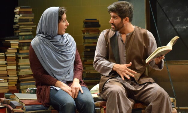 Working With a Cultural Consultant When Writing an International Play: Interview With U.S. Playwright Gabriel Jason Dean and Humaira Ghilzai, an Afghan Expert