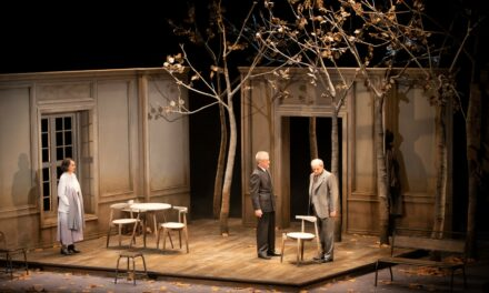 "Re-Staging The Past: ""Copenhagen"" at Madrid's Abadía Theatre"