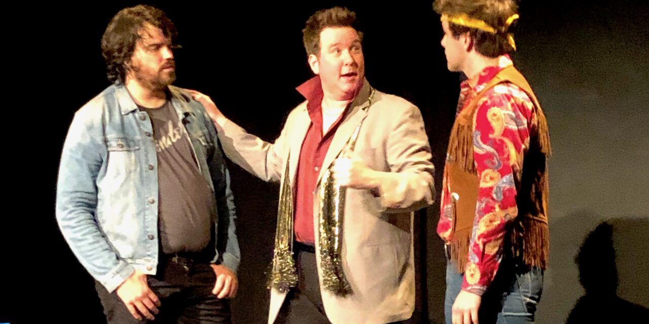 "Hollywood Fringe Festival – ""Rewind – A New 80s Musical"""