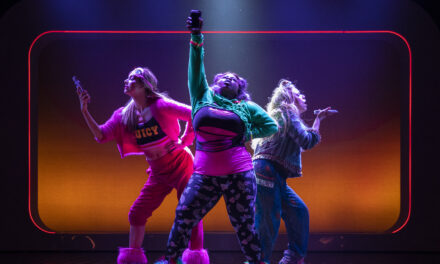 """Tiffany Mann on Feeling Empowered By Her Work in Broadway's """"Be More Chill"""""""