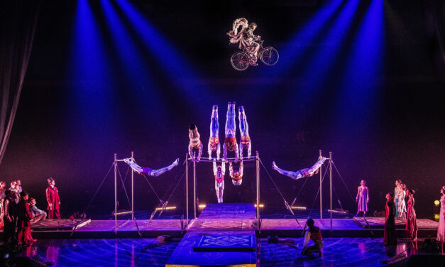 "On The Magic of Cirque du Soleil: Conversation With the Members of ""Corteo"""
