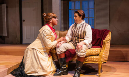 "The Central Square Theatre's Production of ""Cloud Nine"""