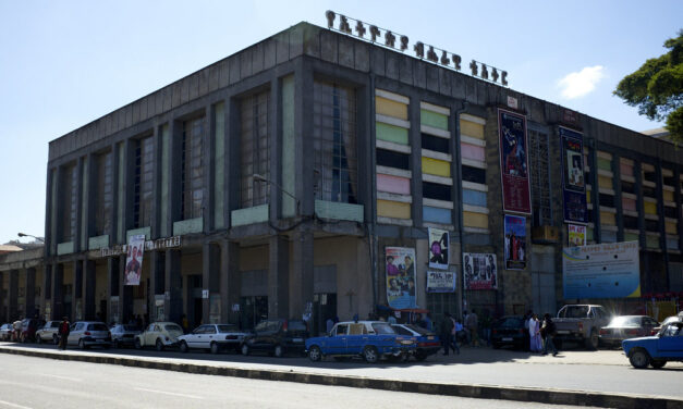 Ethiopian Theater: A Brief Introduction