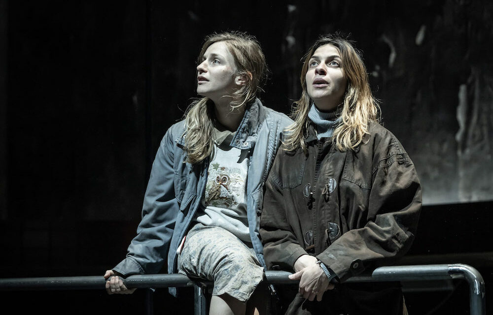 """Europe"" at The Donmar Warehouse"